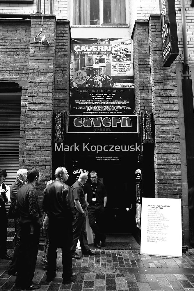 Cavern Pub by Mark Kopczewski