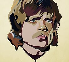 Tyrion Lannister by iankingart