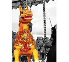 Fun Fair Photographic Print