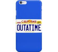 OUTATIME iPhone Case/Skin