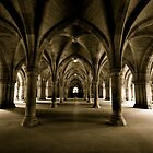 Cloisters by Daniel Davison