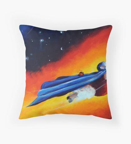 Sonic Baaa Throw Pillow