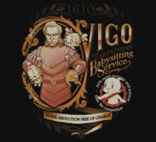Vigo The Carpathian Babysitting Service by Medusa Dollmaker