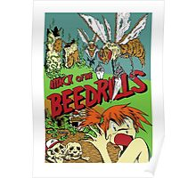Attack of the Bedrills Poster