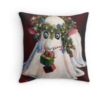 The Spirit of Christmas Throw Pillow