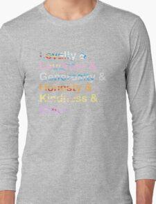 Elements of Harmony Long Sleeve T-Shirt