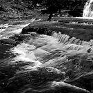 Buttermilk Falls  by Kendra Kantor