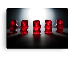 Gummy Bear Photography - Room For Our Thoughts Canvas Print