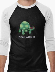 Tank - Deal With It Men's Baseball ¾ T-Shirt