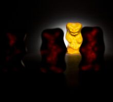 Gummy Bear Photography - The Impact On Others by michalfanta