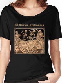 Danse Macabre Women's Relaxed Fit T-Shirt