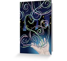 """""""You Hold The Stars"""" Greeting Card"""