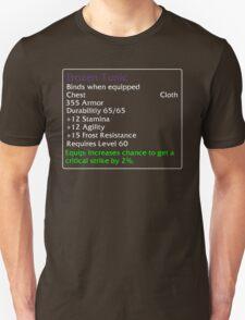 Frozen Tunic Unisex T-Shirt
