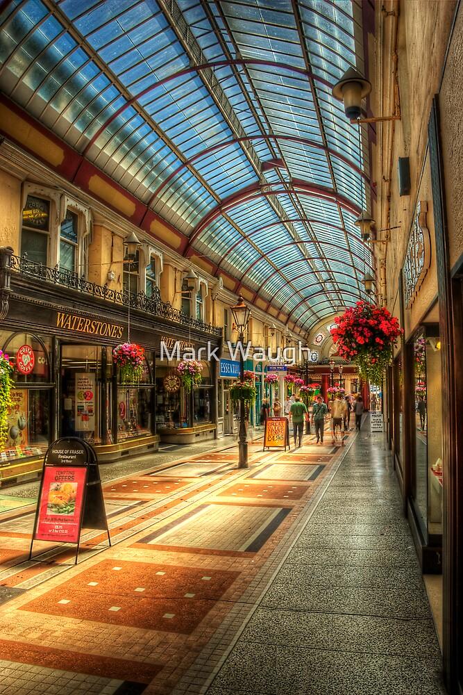 Arcade by Mark Waugh