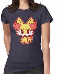 Chibi Fennekin Womens Fitted T-Shirt
