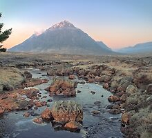 Stob Dearg by Philip Hunter