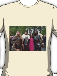 The Vikings & Lesley Joseph T-Shirt