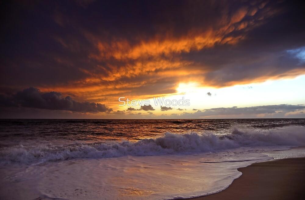 Praia de Faro by Steve Woods