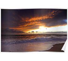 Praia de Faro Poster