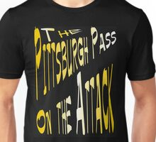 Pittsburgh On the Attack Unisex T-Shirt