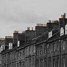 London's Rooftops by lukefarrugia