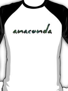 The Pinkprint: Anaconda [Music Video] T-Shirt