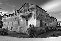 Italian Castles - Castle Of Roccabianca by paolo1955