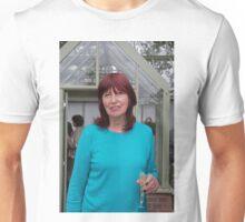 Janet Street Porter at the Chelsea flower show 2015 Unisex T-Shirt