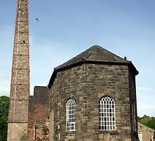 Engine House at Middleton Top by trish725