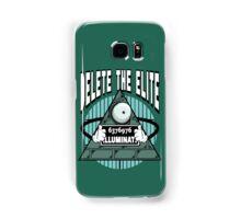 Delete The Elite Samsung Galaxy Case/Skin