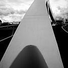 Tradeston Bridge, Glasgow by lukefarrugia