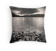 Te Anau Throw Pillow