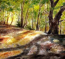 Dingley Dell. by Colin Cartwright
