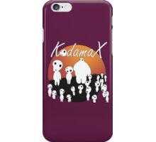 KodamaX iPhone Case/Skin