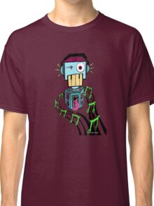 MUSIC GUT BRUSTING Classic T-Shirt