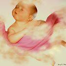 My little Cherub by Stacey Dionne