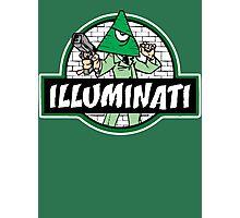Illuminati Photographic Print