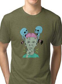 Picking knowlege Tri-blend T-Shirt
