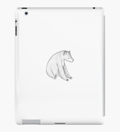Cute little Bear iPad Case/Skin