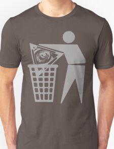 Delete The Elite - Anti New World Order T-Shirt