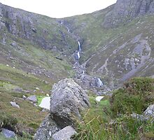 Mahon Falls--Comeragh Mountains-Co Waterford [View Larger Please] by Pat Duggan