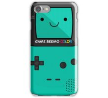 Game Beemo Color iPhone Case/Skin
