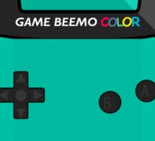 Game Beemo Color Sticker