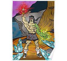 Cyborg billy  Poster