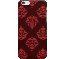 Werewolf Damask iPhone Case/Skin