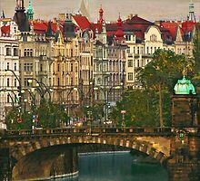 Prague by J O'Neal