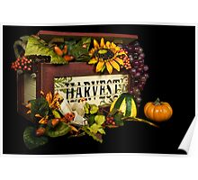 Bountiful Harvest Poster