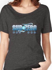 Sub Zero Moves Women's Relaxed Fit T-Shirt