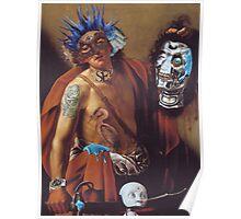 """""""When Caravaggio met Atomikboy"""".......... Poster"""