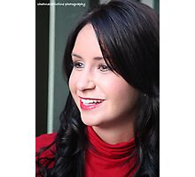 Melissa Photographic Print